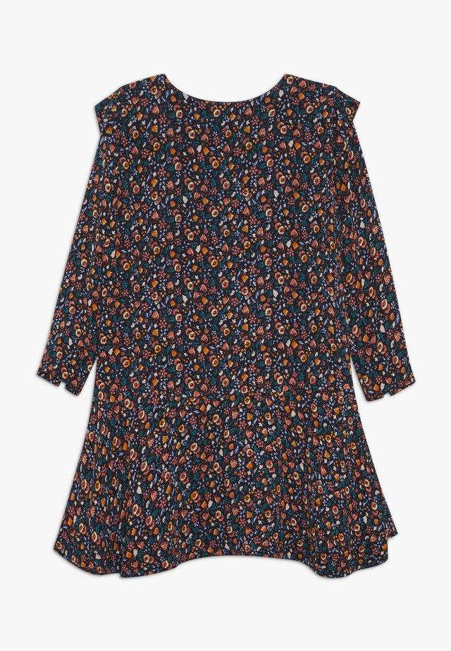 CALISSA - Korte jurk - black