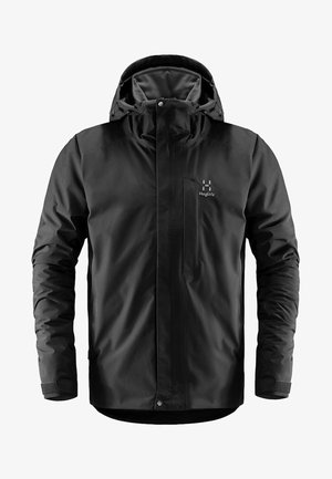 STRATUS JACKET - Outdoor jakke - true black