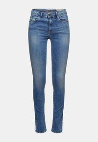 Esprit - Slim fit jeans - blue light washed - 9