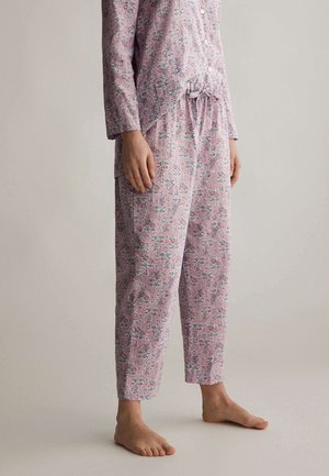 Pyjamahousut/-shortsit - mauve
