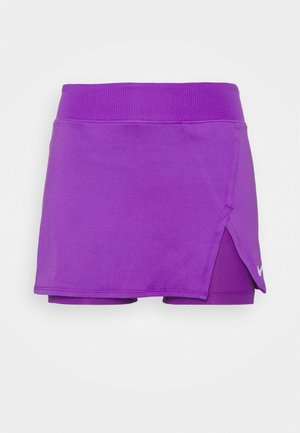 SKIRT  - Sports skirt - wild berry/white