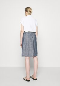Opus - RANEE - Pencil skirt - forever blue - 2