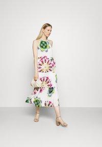 Desigual - VEST SENA - Day dress - white - 1