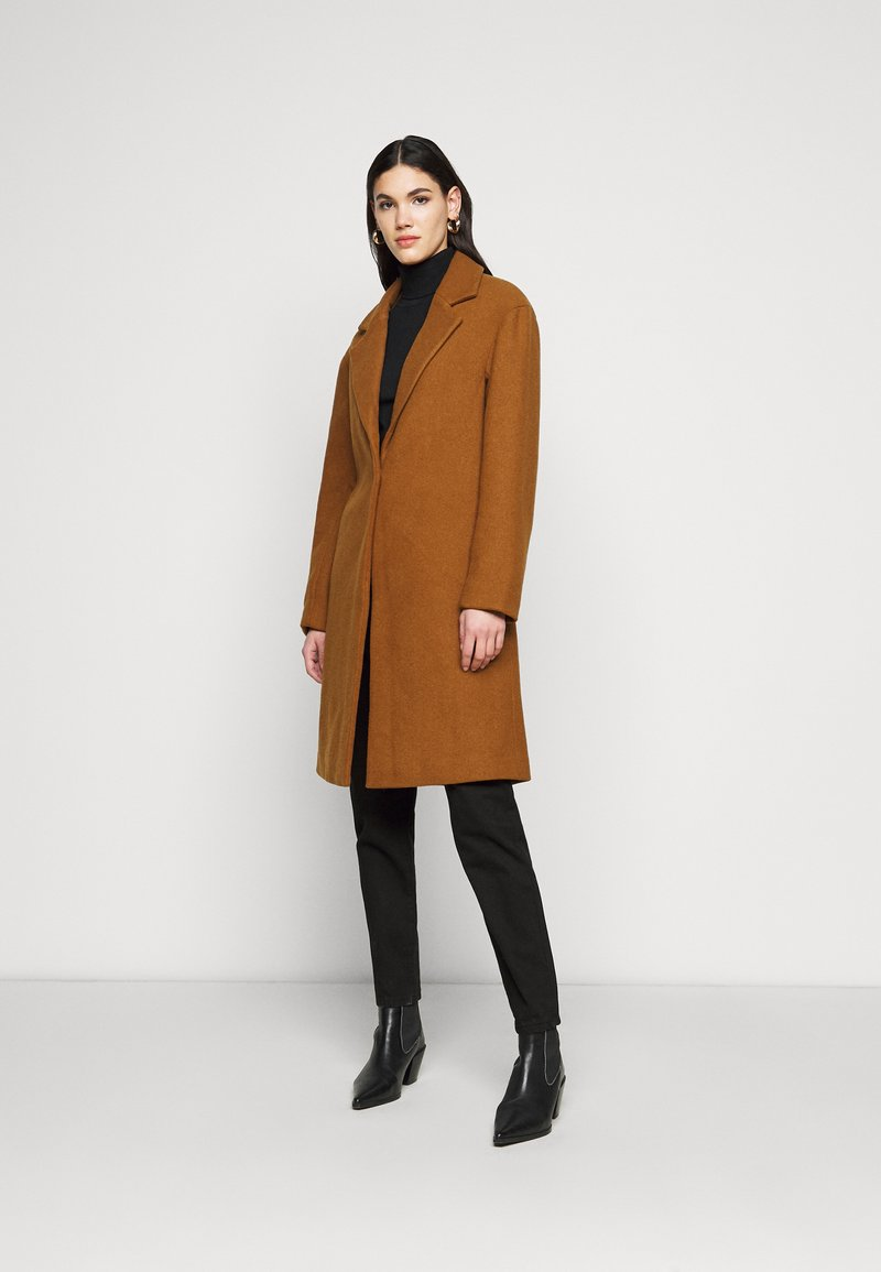 Object Tall - OBJHELLE COAT  - Classic coat - chipmunk