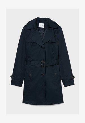 Trenchcoat - dark blue