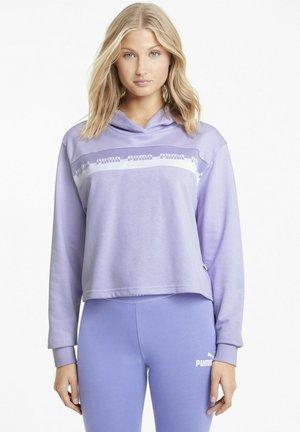 Kapuzenpullover - light lavender