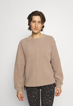 VANETTA - Sweatshirt - portabella