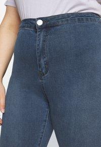 Glamorous Curve - LADIES - Jeans Skinny Fit - mid stonewash - 3