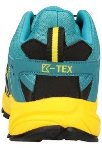 Kastinger - Trail running shoes - petrol 480 - 3