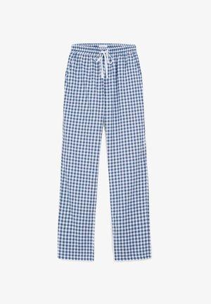 CASPER - Pyjama bottoms - blue/white