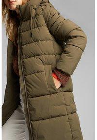 Esprit - Winter coat - khaki green - 6