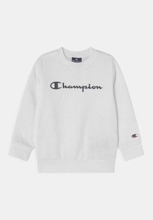 AMERICAN CLASSICS CREWNECK UNISEX - Sweatshirt - white
