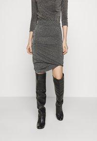 Vivienne Westwood Anglomania - PUNK SKIRT - Pencil skirt - rainbow - 0