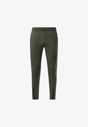 THERMOWARM DELTAPEAK JOGGERS - Pantalon de survêtement - green