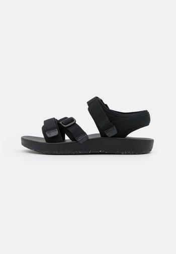 VMSOFT  - Walking sandals - black