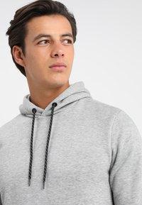 Cars Jeans - KIMAR HOOD - Hoodie - grey melee - 5