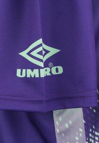 Umbro - Club wear - heliotrope / aqua mint - 2