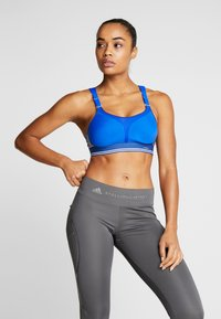 triaction by Triumph - EXTREME LITE - High support sports bra - blue - 0