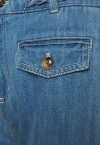 King Louie - CAROL BRAID PANTS CANYON  - Džíny Bootcut - bluestone blue - 2