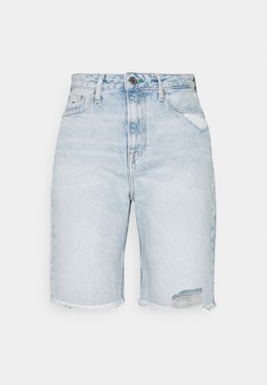 HARPER DENIM BERMUDA - Szorty jeansowe - light blue denim