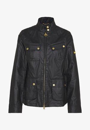 THUNDERBOLT CASUAL - Lehká bunda - black