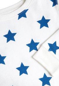 Next - BLUE STAR PRINTED SNUGGLE THERMAL SET (1.5-16YRS) - Pyjama set - white - 6