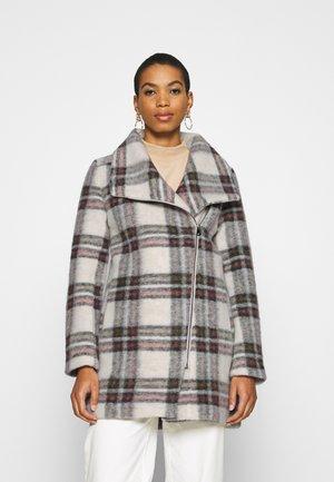 MAYA - Classic coat - off white