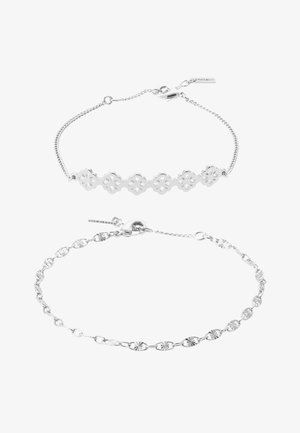 BRACELET EXCLUSIVE JOY 2 PACK - Bransoletka - silver-coloured