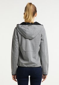 Schmuddelwedda - Outdoor jacket - mottled grey - 2