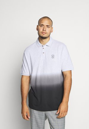 DIP DYED  - Poloshirts - phanton dark grey