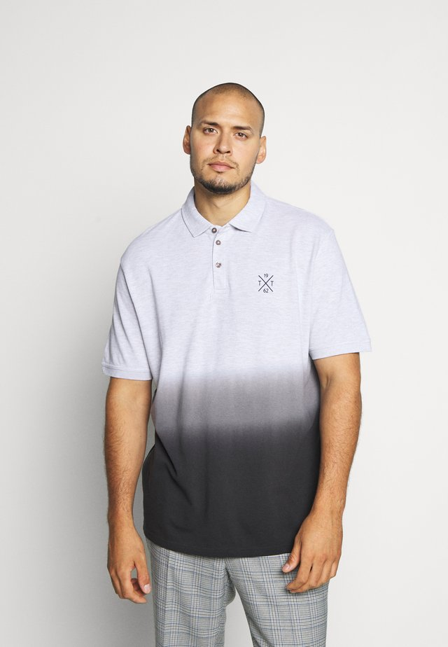 DIP DYED  - Poloskjorter - phanton dark grey