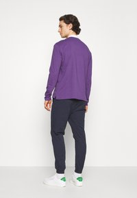 Jack & Jones - JJIGORDON JJLANE  - Tracksuit bottoms - navy blazer - 2