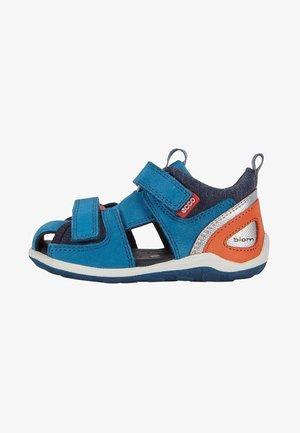 BIOM MINI - Walking sandals - olympian blue
