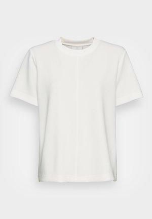 SOLANA - T-shirt basic - chalk