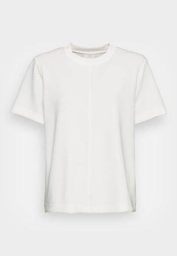 SOLANA - Basic T-shirt - chalk