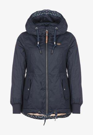 DANKA - Winter jacket - navy