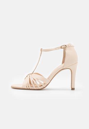 DUFINO - Sandały - ivoire