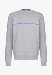 Tonsure - YOUR EMAIL - Sweatshirt - grey - 3