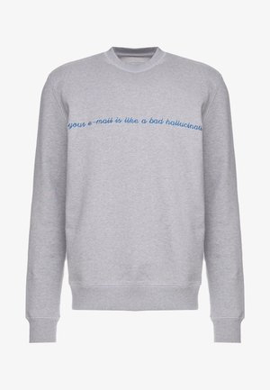 YOUR EMAIL - Sweater - grey