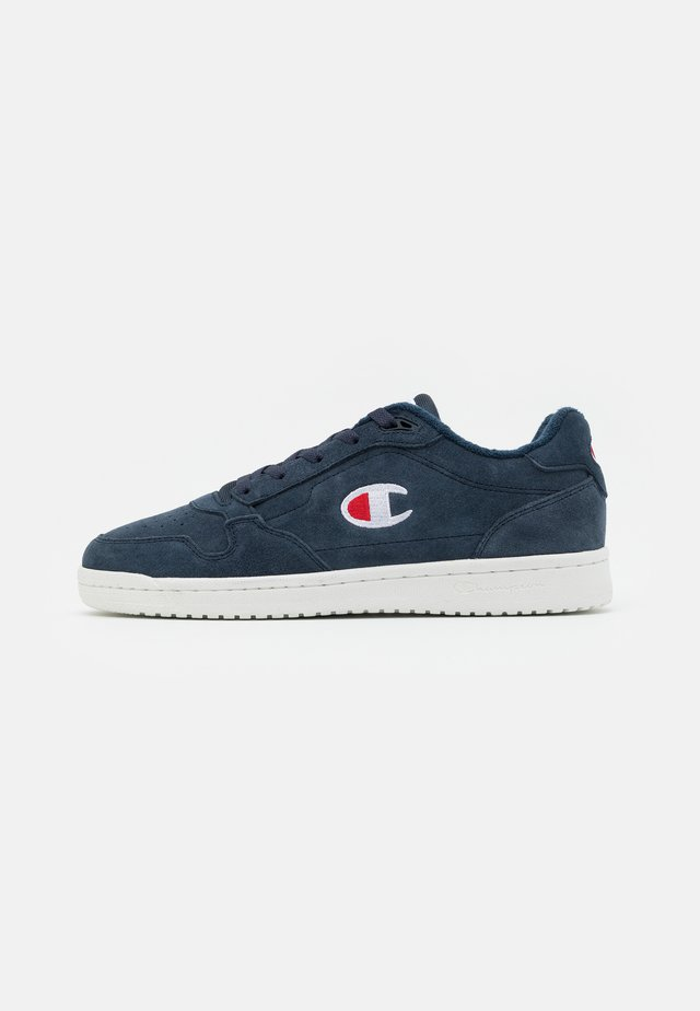 LOW CUT SHOE NEW YORK S - Scarpe da fitness - navy