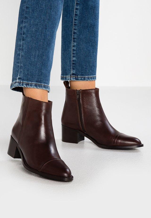 BFCAROL - Ankle boot - dark brown