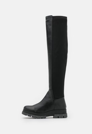 BIADEVINA LONG BOOT - Over-the-knee boots - black