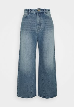 PEGGD LEG - Straight leg jeans - blue denim
