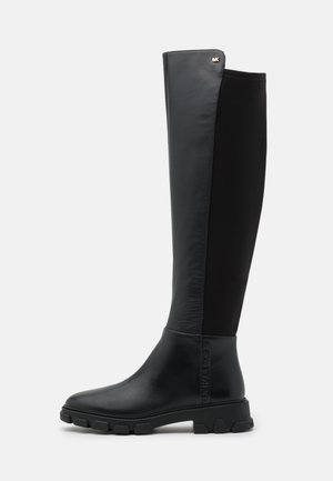 RIDLEY BOOT - Overknees - black