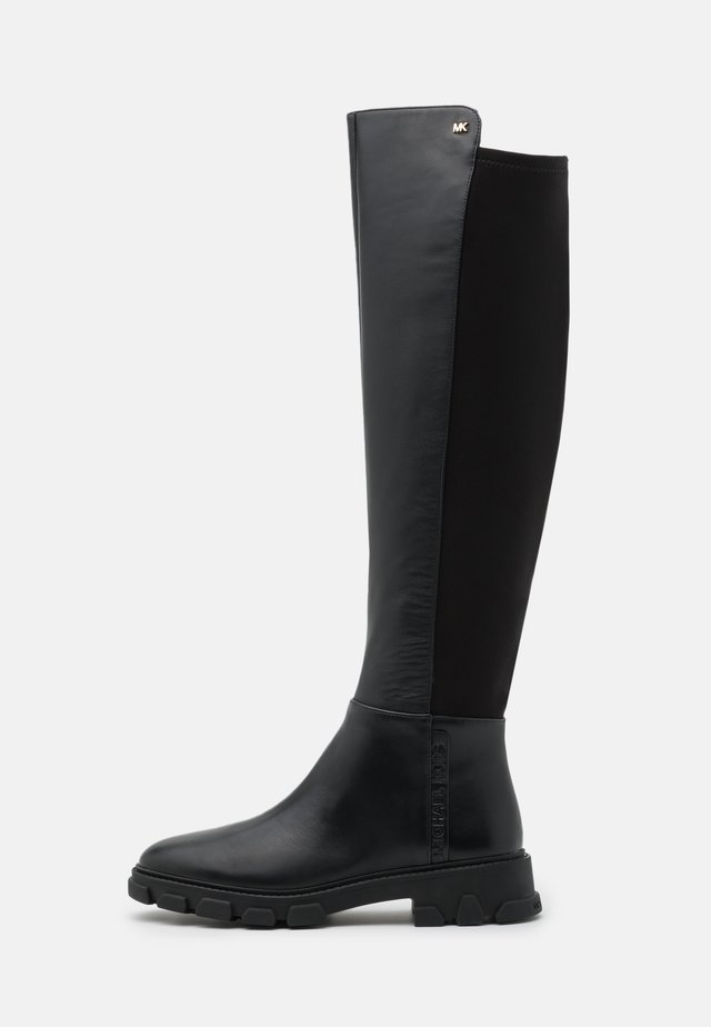 RIDLEY BOOT - Over-the-knee boots - black