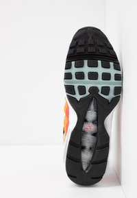 Nike Sportswear - AIR MAX - Trainers - black/white/ocean cube/kumquat/red orbit - 4