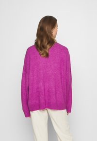Monki - BOBBI - Cardigan - purple - 2