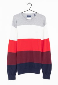 GANT - Stickad tröja - multi colored - 0
