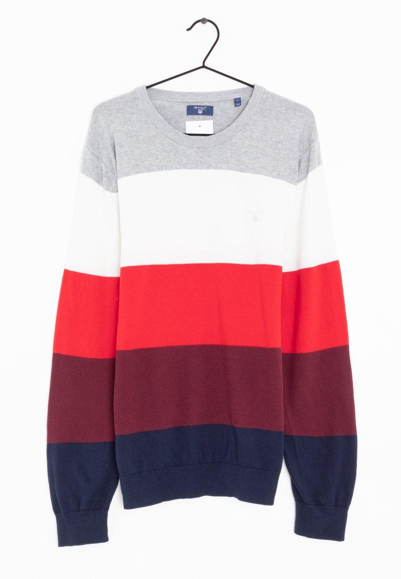 GANT - Stickad tröja - multi colored