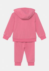 adidas Originals - HOODIE SET UNISEX - Zip-up sweatshirt - rose tone - 1